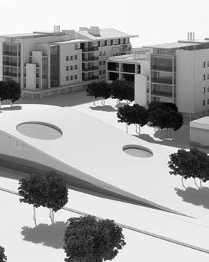 architecural and urban redevelopment porto potenza picena severini associati